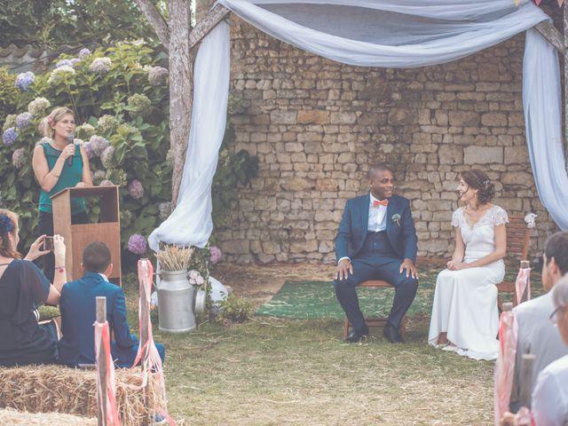 Le mariage de Emmanuel et Emmanuelle à Saint-Valérien, Vendée 18
