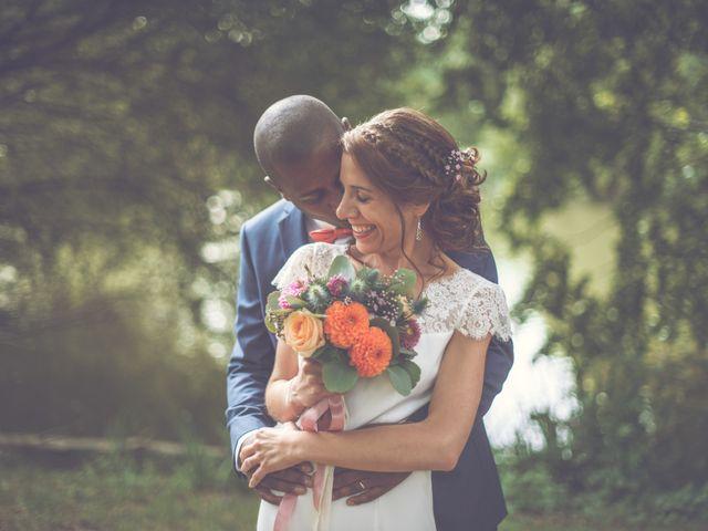 Le mariage de Emmanuel et Emmanuelle à Saint-Valérien, Vendée 1