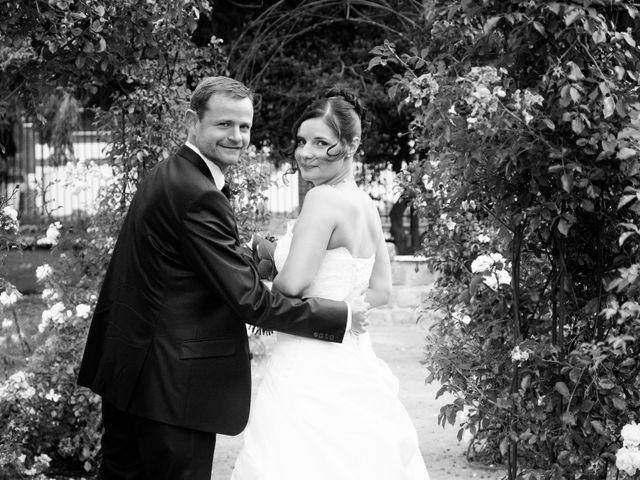 Le mariage de Vanessa et Thierry
