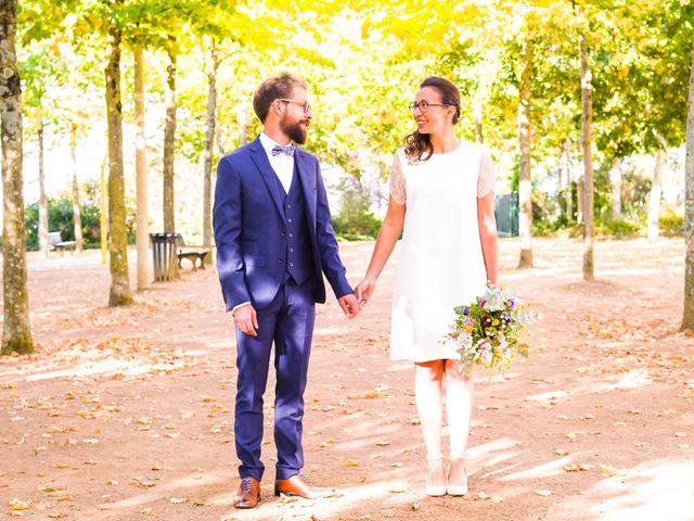 Le mariage de Romain et Anne-Sophie à Cholet, Maine et Loire 4