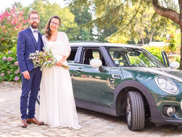 Le mariage de Romain et Anne-Sophie à Cholet, Maine et Loire 13
