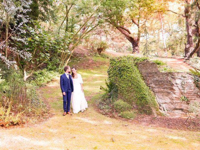 Le mariage de Romain et Anne-Sophie à Cholet, Maine et Loire 17