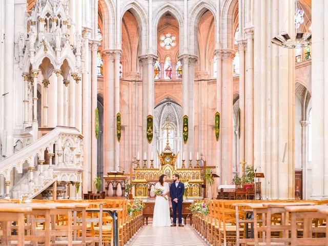Le mariage de Romain et Anne-Sophie à Cholet, Maine et Loire 7