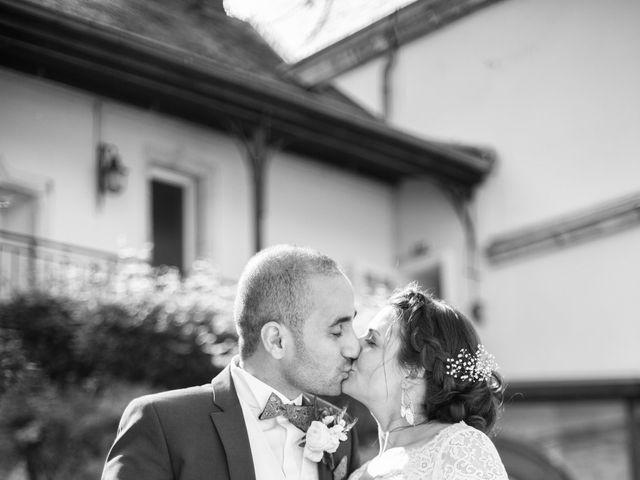 Le mariage de Kamel et Mathile à Amondans, Doubs 21