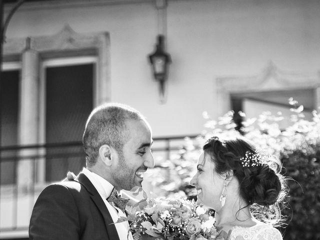 Le mariage de Kamel et Mathile à Amondans, Doubs 22