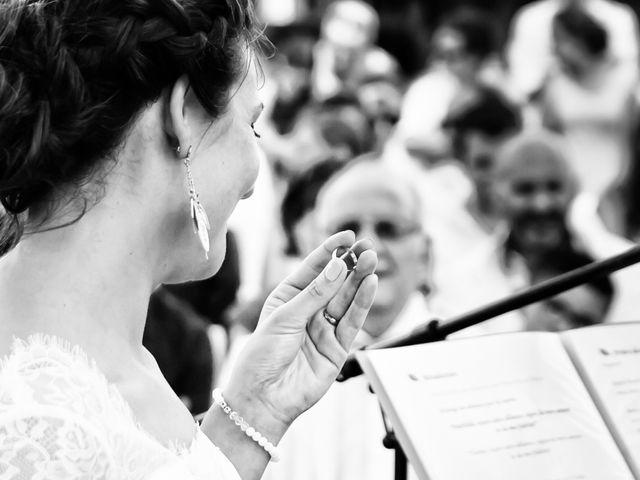 Le mariage de Kamel et Mathile à Amondans, Doubs 14