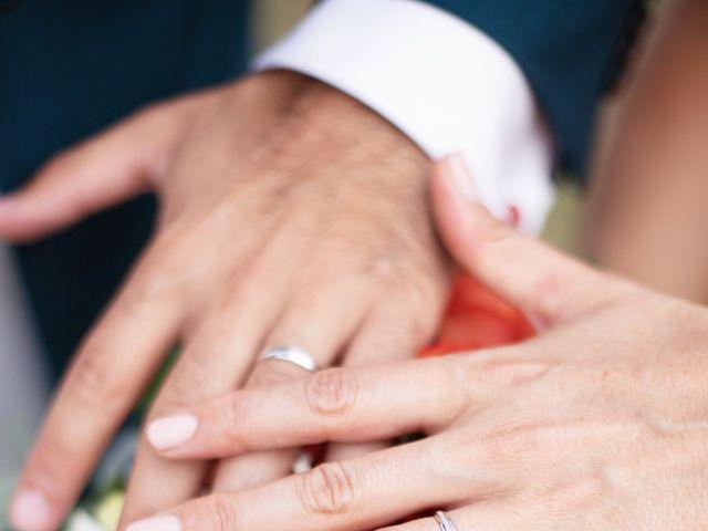 Le mariage de Kamel et Mathile à Amondans, Doubs 25
