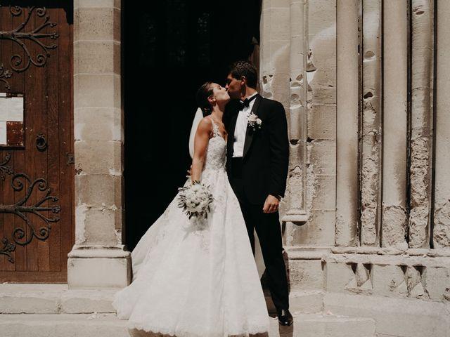 Le mariage de Stéphane et Solenne à Bouffémont, Val-d'Oise 47