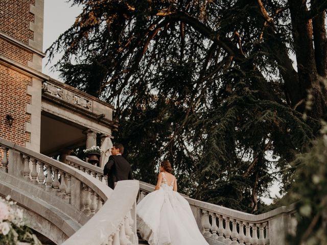 Le mariage de Stéphane et Solenne à Bouffémont, Val-d'Oise 86