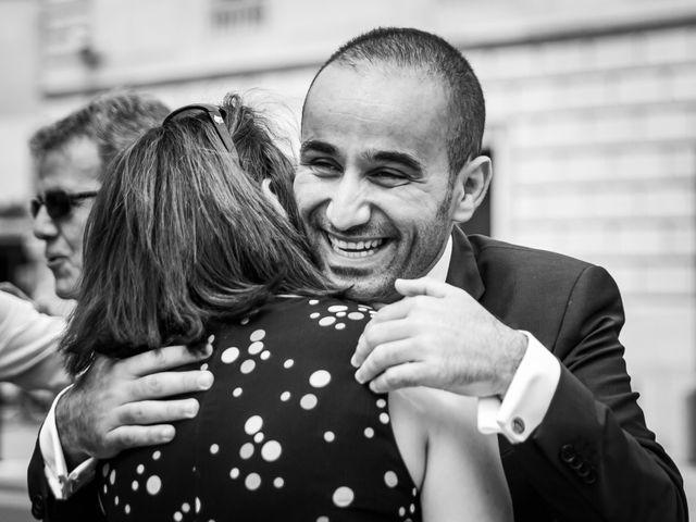 Le mariage de Kamel et Mathile à Amondans, Doubs 2