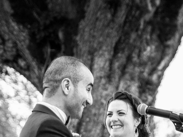 Le mariage de Kamel et Mathile à Amondans, Doubs 13