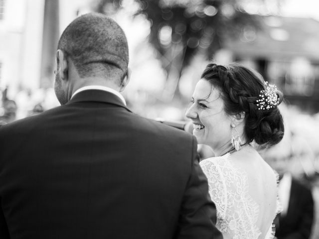 Le mariage de Kamel et Mathile à Amondans, Doubs 15