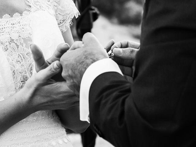 Le mariage de Kamel et Mathile à Amondans, Doubs 17