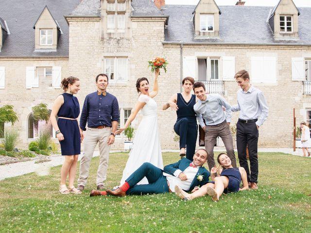 Le mariage de Kamel et Mathile à Amondans, Doubs 39