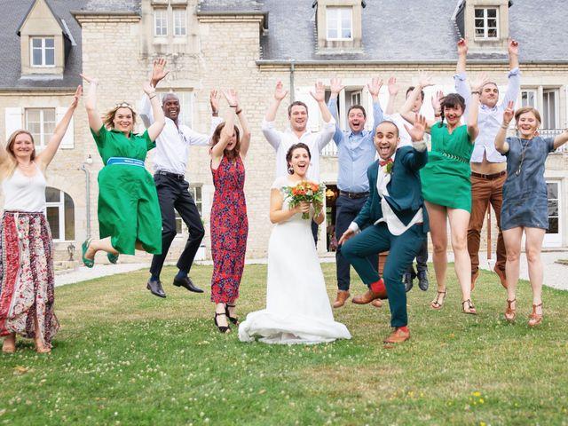 Le mariage de Kamel et Mathile à Amondans, Doubs 42