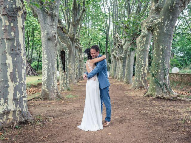 Le mariage de Sebastien et Anne-Laure à Montpellier, Hérault 34