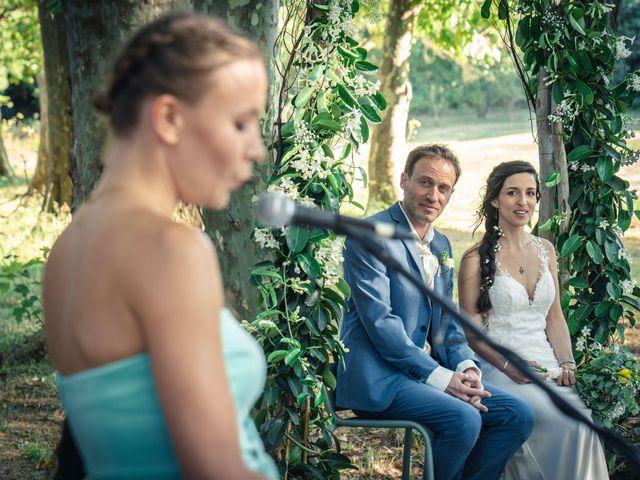 Le mariage de Sebastien et Anne-Laure à Montpellier, Hérault 93