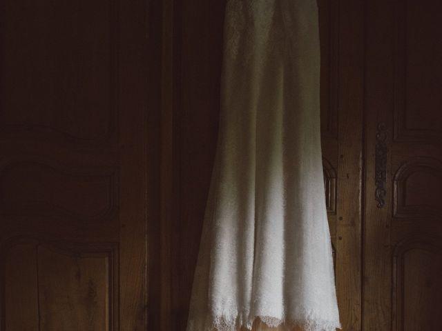 Le mariage de Pierre et Alexia à Mauriac, Cantal 1