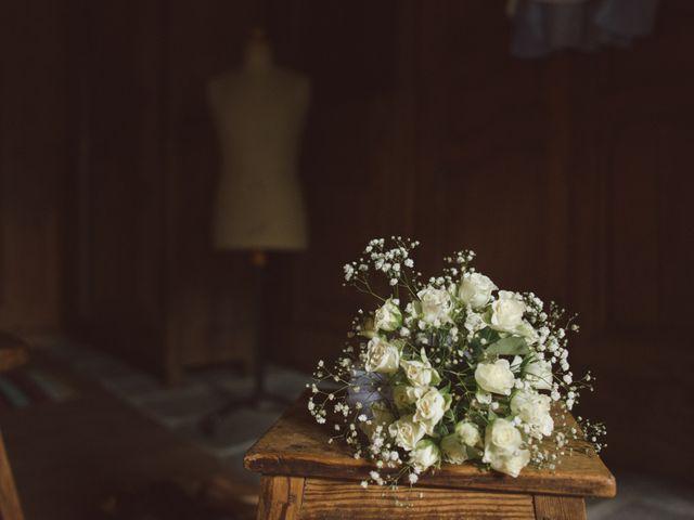 Le mariage de Pierre et Alexia à Mauriac, Cantal 10