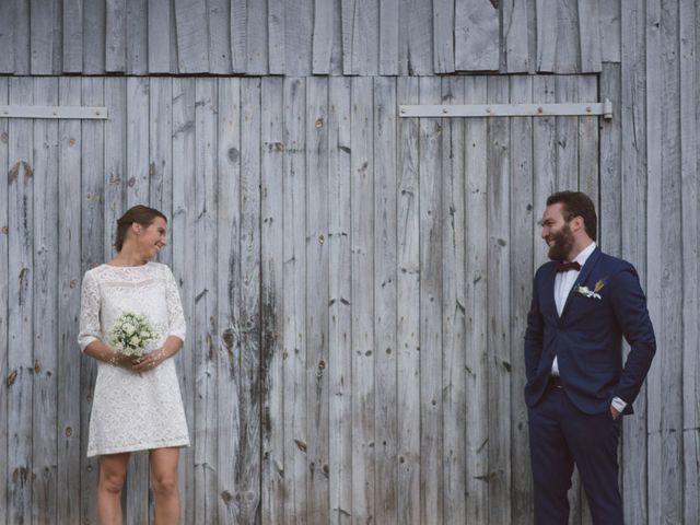 Le mariage de Pierre et Alexia à Mauriac, Cantal 12