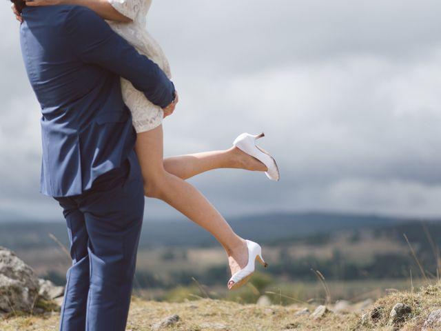Le mariage de Pierre et Alexia à Mauriac, Cantal 14