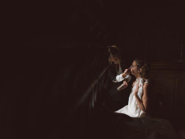 Le mariage de Pierre et Alexia à Mauriac, Cantal 18