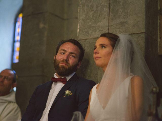 Le mariage de Pierre et Alexia à Mauriac, Cantal 22
