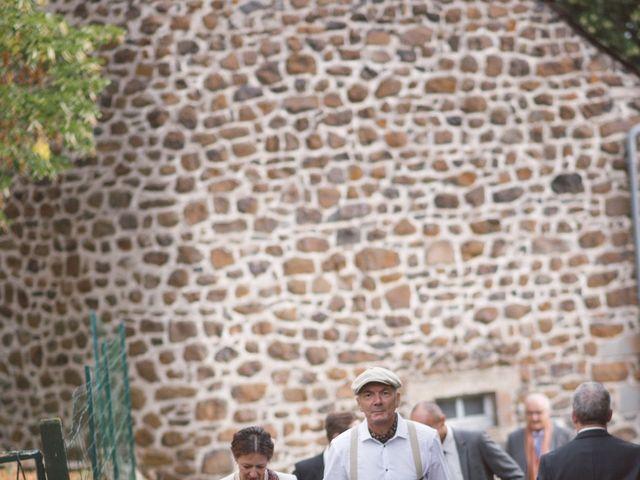 Le mariage de Pierre et Alexia à Mauriac, Cantal 27