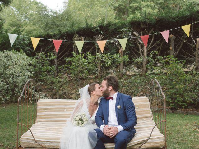 Le mariage de Pierre et Alexia à Mauriac, Cantal 28