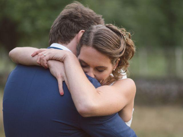 Le mariage de Pierre et Alexia à Mauriac, Cantal 34