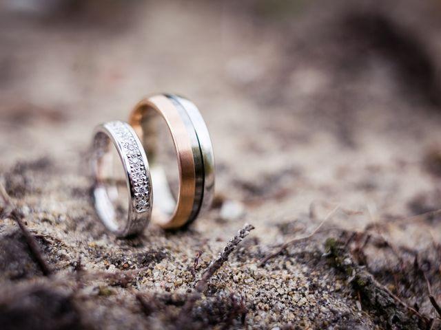 Le mariage de Benjamin et Julie à Noirmoutier-en-l'Île, Vendée 1