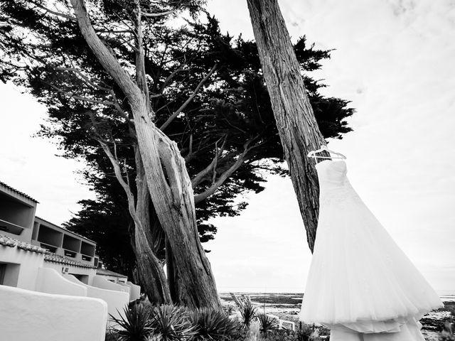 Le mariage de Benjamin et Julie à Noirmoutier-en-l'Île, Vendée 2