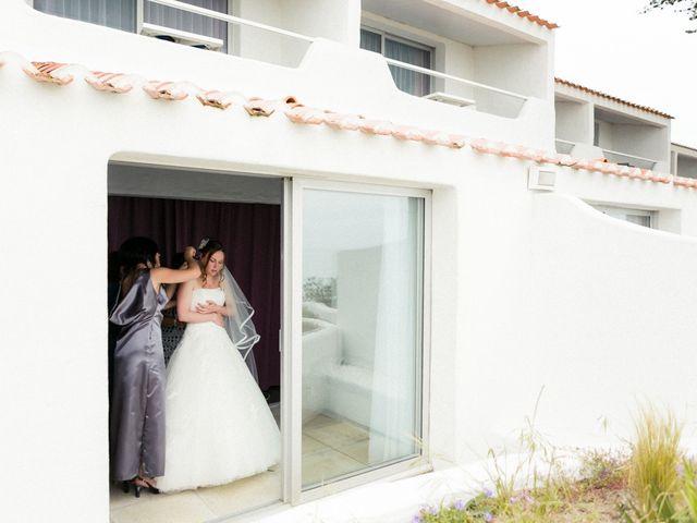 Le mariage de Benjamin et Julie à Noirmoutier-en-l'Île, Vendée 18
