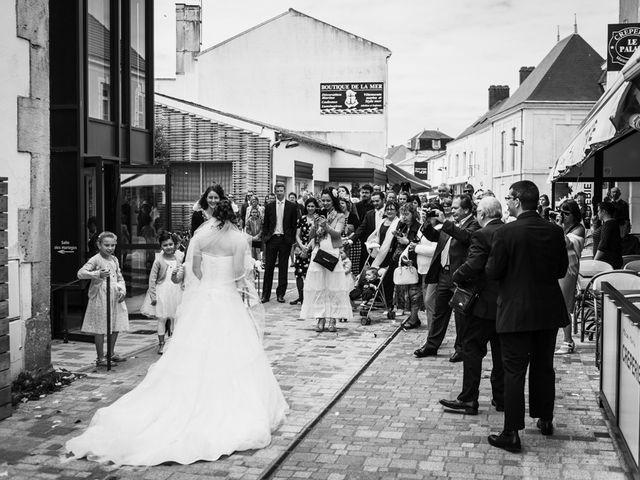 Le mariage de Benjamin et Julie à Noirmoutier-en-l'Île, Vendée 15