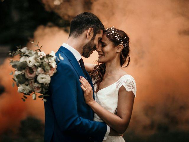 Le mariage de Marianne et Sébastien