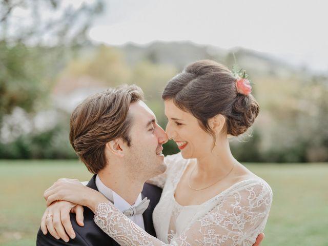 Le mariage de Nicolas et Cécilia à Cambo-les-Bains, Pyrénées-Atlantiques 11