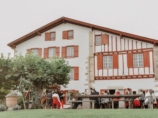 Le mariage de Nicolas et Cécilia à Cambo-les-Bains, Pyrénées-Atlantiques 20