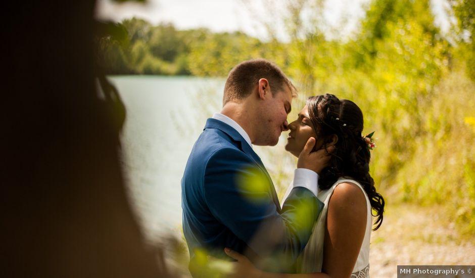 Le mariage de Nicolas et Anshu à Bordes, Pyrénées-Atlantiques