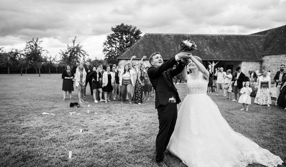 Le mariage de Patry et Audrey à Avoine, Indre-et-Loire