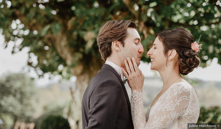 Le mariage de Nicolas et Cécilia à Cambo-les-Bains, Pyrénées-Atlantiques