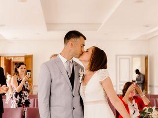 Le mariage de Carine et Laurent