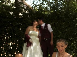Le mariage de Aurélie et James 3