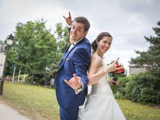 Le mariage de Céline et François