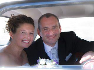Le mariage de Peggy et Fabrice