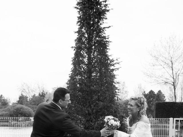 Le mariage de Philippe et Florence à Moyenneville, Pas-de-Calais 10