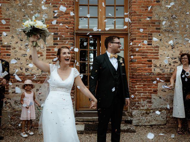 Le mariage de Kévin et Claire-Estelle à Les Andelys, Eure 2