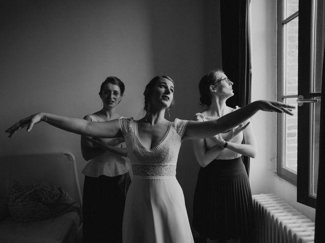 Le mariage de Kévin et Claire-Estelle à Les Andelys, Eure 20