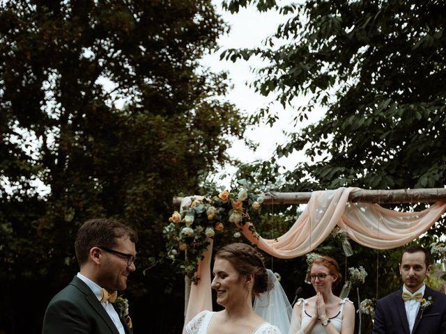 Le mariage de Kévin et Claire-Estelle à Les Andelys, Eure 21