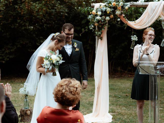 Le mariage de Kévin et Claire-Estelle à Les Andelys, Eure 27