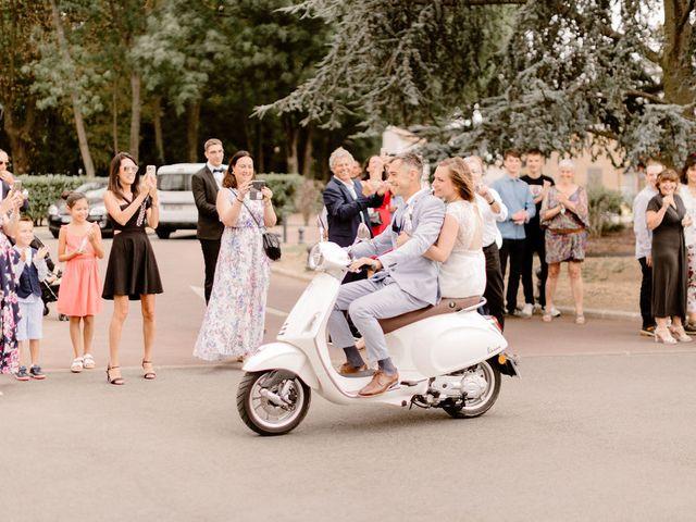 Le mariage de Laurent et Carine à Pontault-Combault, Seine-et-Marne 1